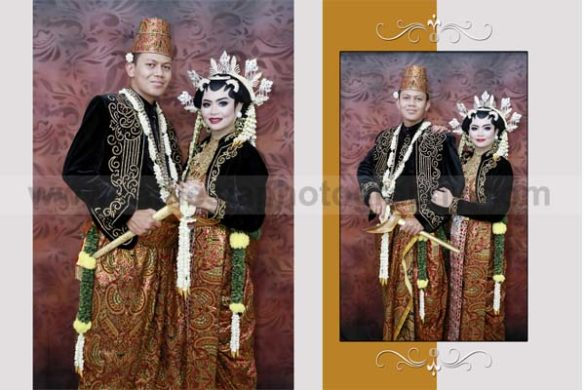 paket foto pernikahan gedung oso sport center grand wisata Bekasi