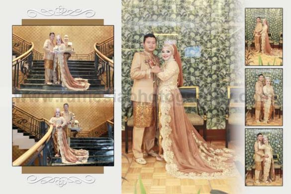 Vendor Photo wedding The Park Lane Hotel Jakarta