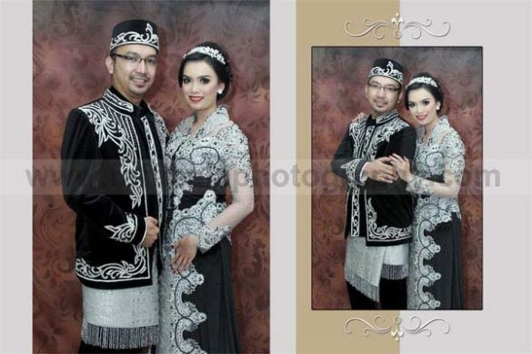 The Photo Wedding Afril & Rizki Daerah Kemang Jakarta Selatan