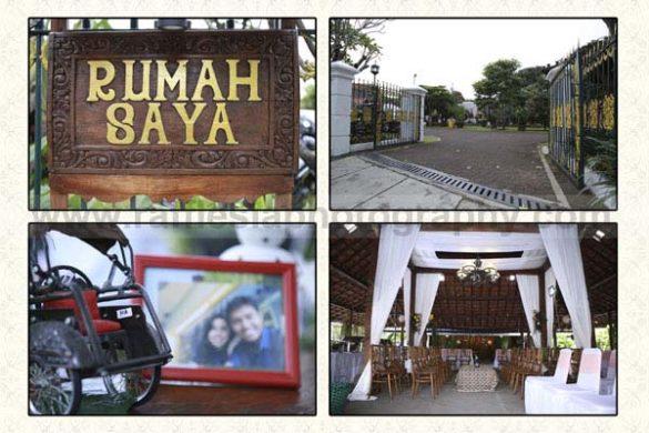 Vendor photo video Engagement di Ruma Saya Pasar Minggu Jakarta Selatan
