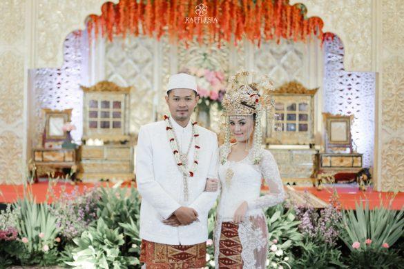 Foto Pernikahan Vira & David